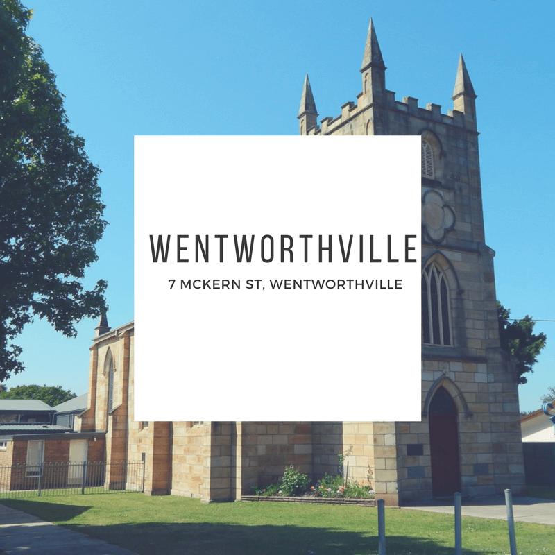 Wentworthville Presbyterian Church