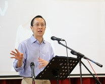 Ben Ho, Associate Minister at Carlingford and Wentworthville Presbyterian Church