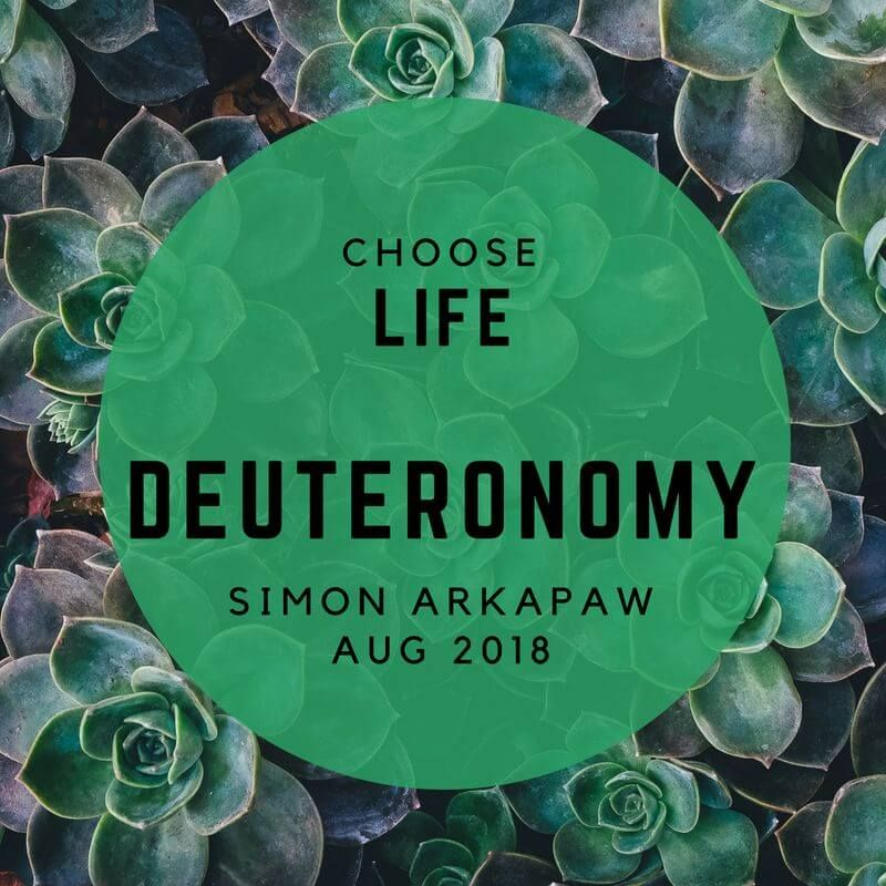 Sermons on Deuteronomy